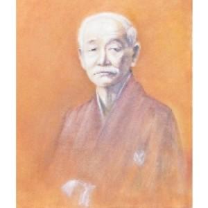 Jigaro-Kano-pictura-in-ulei-pe-panza