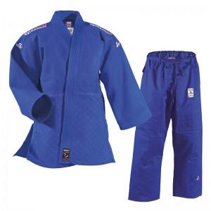 kimono judo Danrho T-Oriental albastru