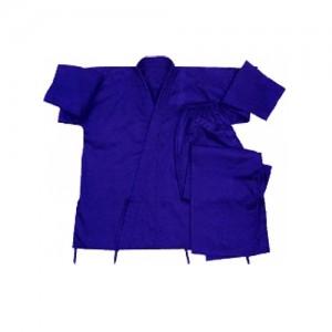 kimono karate albastru