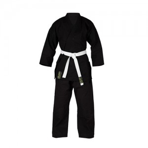kimono karate negru
