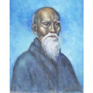 pictura-Morihei-Ueshiba