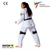 costum taekwondo WT Kwon High Quality