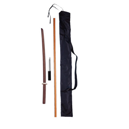 set arme aikido juniori