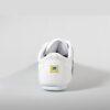 Pantofi Taekwondo albi Kick Light