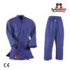 kimono judo albastru 450 gr
