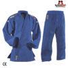 kimono judo albastru 600 gr