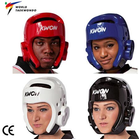 casca taekwondo Kwon aprobata WT