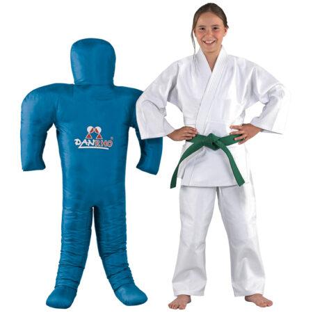 manechin judo antrenament copii