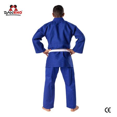Kimono judo Danrho Randori J550 albastru 1.j