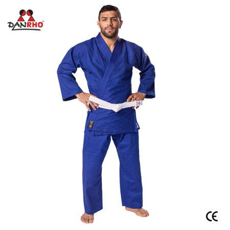 Kimono judo albastru Danrho Randori J550.j