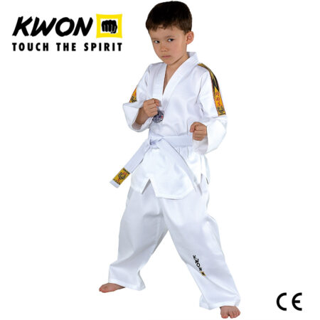 costum taekwondo Kwon Tiger copii