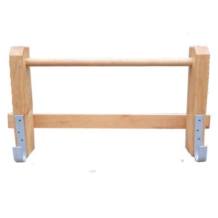 Bara tractiuni lemn fag pentru spalier gimnastica orice dimensiune